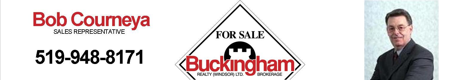 Bob Courneya, Buckingham Realty